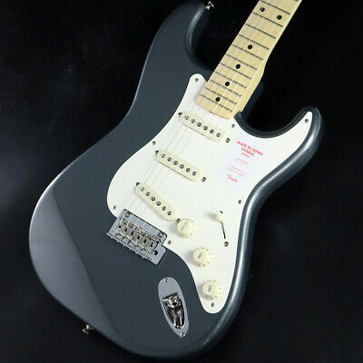 Fender: Made in Japan Hybrid 50s Stratocaster Charcoal Frost Metallic#2