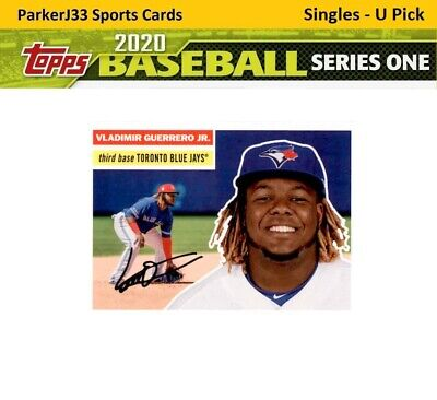2020 Topps Series 1 Topps Choice Inserts - You Pick - Complete Your Set