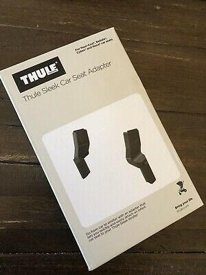 Thule Sleek Car Seat Adapter for Maxi-Cosi, BeSafe, Cybex And Nuna Infant Seat