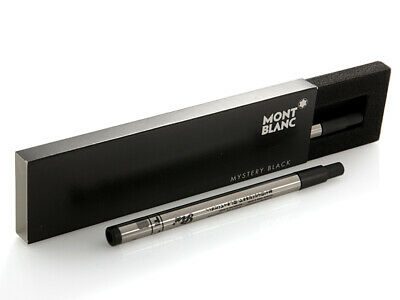 Montblanc Rollerball LeGrand Pen Mystery Black Color Fine Size Refill