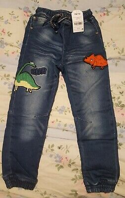Next Boys Jeans Age 5-6 Years BNWT