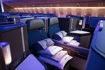 UNITED AIRLINES GLOBAL UPGRADE GPU 40 PlusPoints ADVICE Business Class EXP 4/30