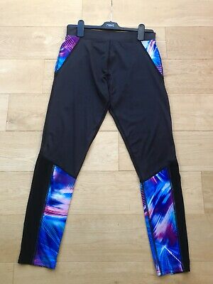 NEXT *16y GIRLS LEGGINGS SPORTS GYM DANCE RUNNING AGE 16 YEARS