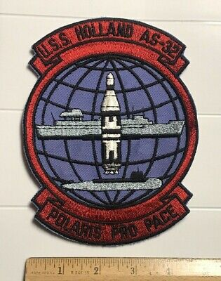 USS HOLLAND AS 32 Decal US NAVY Military USN S01