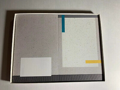 Masterpiece Paper Direct 1990s Vintage Business Card Brochure Office Supplies