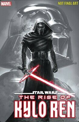 STAR WARS RISE KYLO REN #1 3rd Print CRAIN VARIANT 3/4/2020 FREE SHIPPING AVAIL