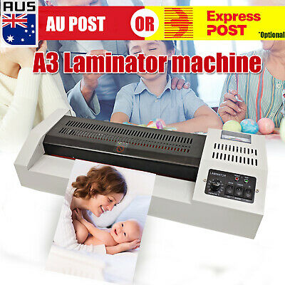 A3 A4 Laminating Laminator Machine Office Commercial Cold Hot Mounted Thermal N