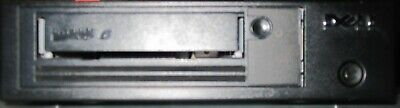 Dell LTO6 V2 internal tape drive with SAS card and cable
