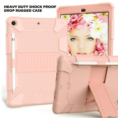 "For Apple iPad 10.2"" 7th Generation 2020 Heavy Duty Shock Proof Drop Rugged Case"