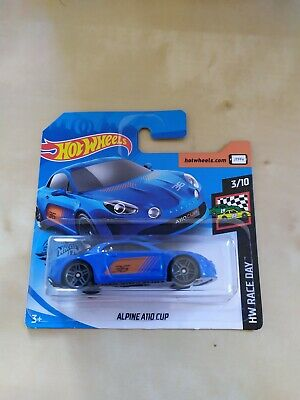 Hot wheels Renault Alpine A110 CUP 2020 #80/250