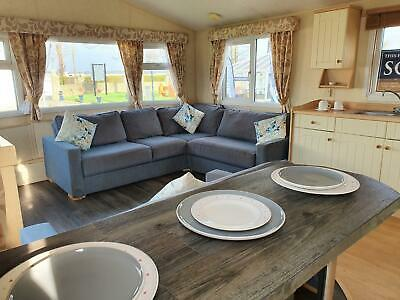 Fantastic 3 Bed Static For Sale Close To Beach North Wales Pet Friendly