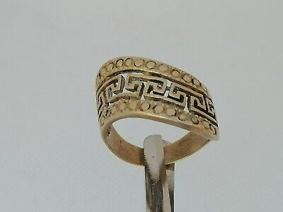 EXTREMELY ANCIENT BRONZE LEGIONARY ROMAN RING**AMAZING**Archer's Ring