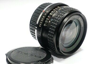 Pentax K mount fit Tokina RMC 24mm 1:2.8 Wide Angle lens, fits K mount camera
