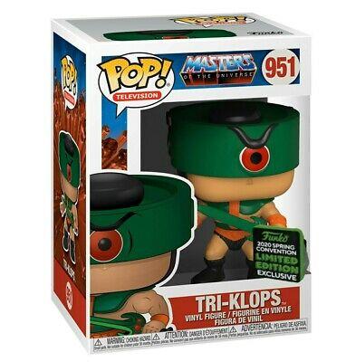 Funko ECCC 2020 He-Man Tri-clops Shared Exclusive Preorder