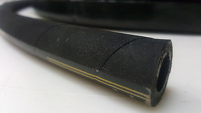 Hydraulic Hose 2-50 Ft Rolls R2T06 3/8 Sae W.p. Psi 4800 2Wire Free Shipping