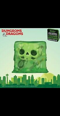 Funko ECCC 2020 Dungeons and Dragons Shared Exclusive Preorder