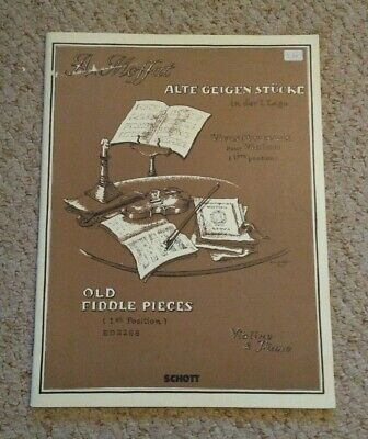 A.Moffat - Alte Geigen Stucke - Violin & Piano - Sheet music