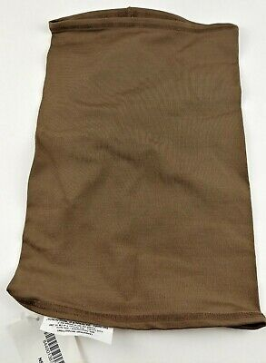 USGI Military Meke Inc Neck Gaiter Coyote Brown NEW