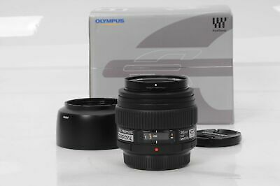 Olympus Zuiko 50mm f/2 ED Lens For FOUR THIRDS