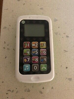 Leap Frog Chat & Count Scout's Smart Phone