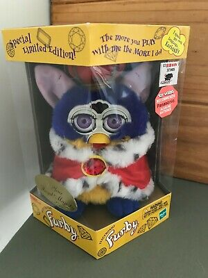 Furby Electronic HER ROYAL MAJESTY Special Limited Edition NEW in sealed box
