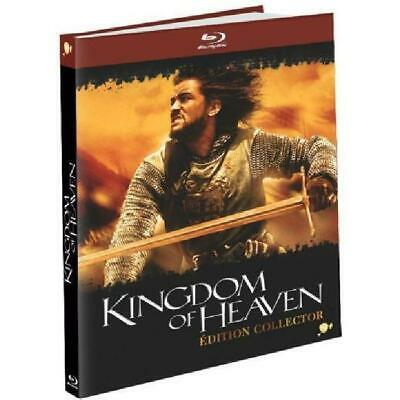 blu ray + dvd Kingdom of Heaven - Édition Digibook Collector + Livret neuf