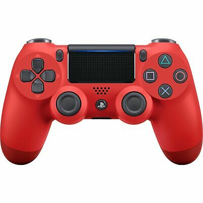 Sony Dualshock 4 Wireless Controller in Rot (PS4)