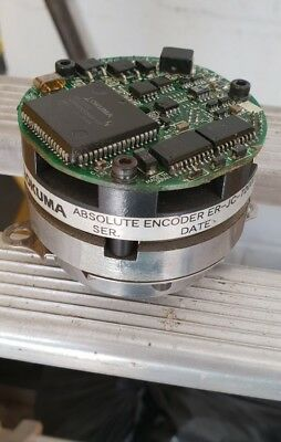 Okuma ER-JC-7200D absolute Encoder Working Ship via DHL