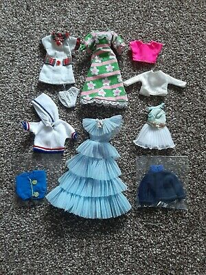 Vintage 1970s Palitoy Pippa Doll Clothes Bundle (1)