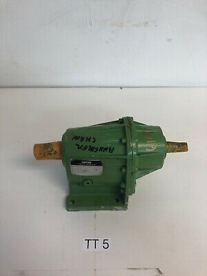 Lenze Two stage helical Gear Reducer Type 12.602.10.11 (Ratio 20:1)