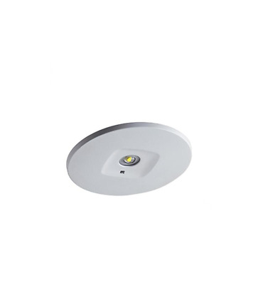 Beghelli 4330 Plafoniera Emergenza Up Led Multi 60Mm Se 1H