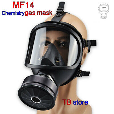 MF14 Chemical gas mask Chemical biological, and radioactive contamination full