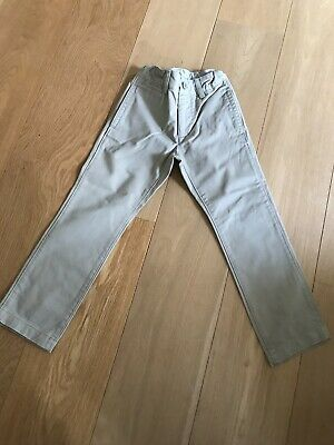 Bnwt Gap Beige Boys Chino / Trousers Age 6