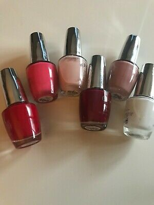 Lot de Vernis O.P.I Infinite Shine 2 x 6  ( L.2 )