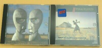 Pink Floyd 2 Cd Lot - The Division Bell Collection Great Dance Songs