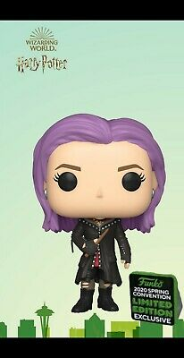 Funko ECCC 2020 Harry Potter: Tonks Shared Exclusive Preorder