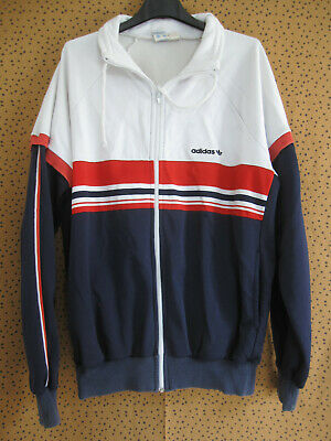 ADIDAS VINTAGE JACKET ATP Made In France 80´ Production