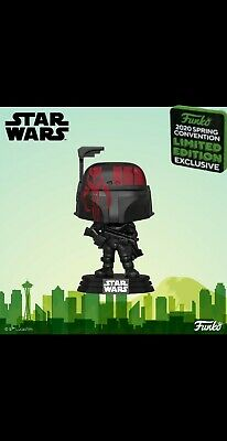 Funko ECCC 2020 Star Wars Boba Fett Shared Exclusive Preorder