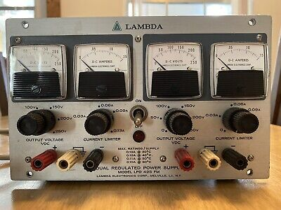 Dual Regulated Power Supply LPD 425fm
