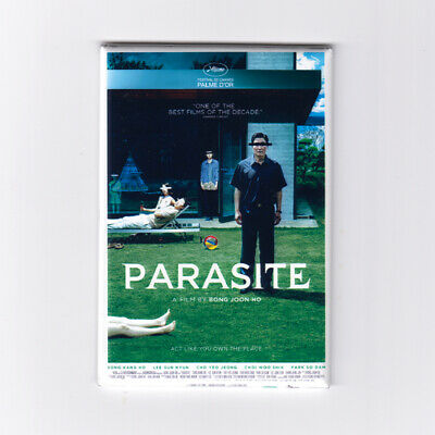 "PARASITE (2019) - 2"" x 3"" MOVIE POSTER MAGNET ( bong joon ho oscar best picture)"
