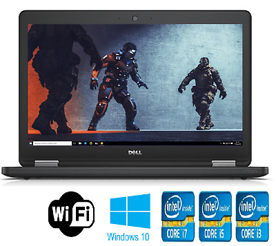 CHEAP Laptop Gaming Core i5 16GB Ram 500GB Windows 10 WiFi