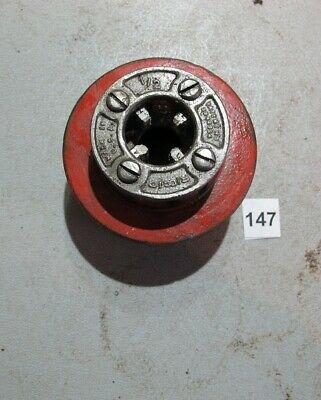 "Ridgid #12 Die Head 1/2"" Cutters"