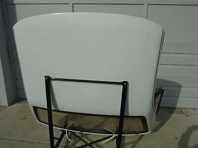 1989 Cadillac Allante Factory Oem White With Black Trim Hardtop Heated Glass