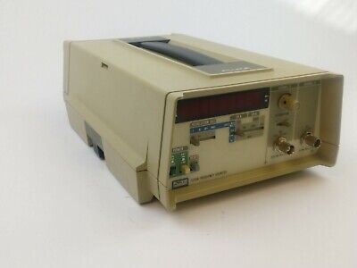 Fluke Frequency Counter 7220A TESTED WORKS