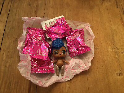 LOL Surprise Sparkle Glitter Series Independence Independent Queen New Opened