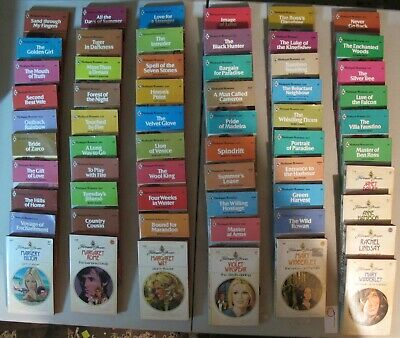 60 Vintage Harlequin Romances Etc 95 Cent Nice Condition Red Border Books   9
