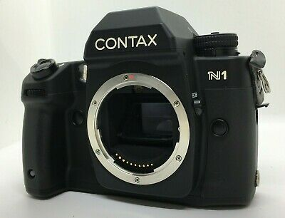 【 Near MINT 】 Contax N1 35mm SLR Film Camera Body Only from JAPAN #1892