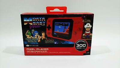 Console Portable My Arcade Pixel Player Data East Hits