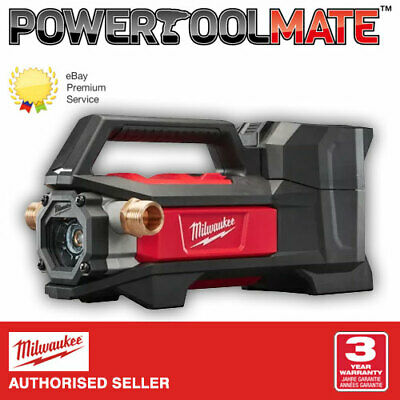 Milwaukee M18 M18BTP Compact Transfer Pump