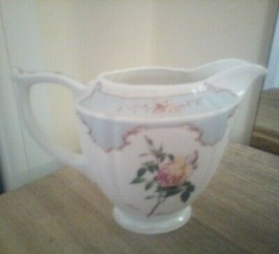 Beautiful Queens China Large Milk Jug - Redoutes Roses - Perfect